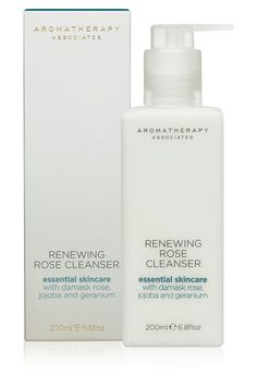 1. Aromatherapy Associates Essential #Skincare Renewing #Rose #Cleanser avail at beautybay.com Beauty Bar, Beauty Tips, Beauty Hacks, Aromatherapy Associates, Damask Rose, Birthday Wishes, Cleanser, Skincare, Essentials