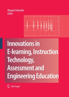 Browse Results - SpringerLink Innovation in E-learning
