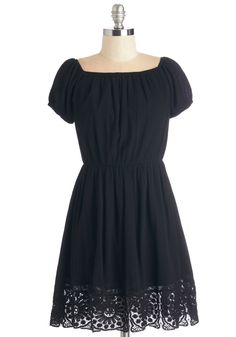 Plus Sizes - A Lace in the Sun Dress