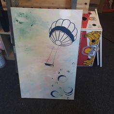 acryl on canvas Dots, Canvas, Unique, Kunst, Stitches, Tela, Canvases