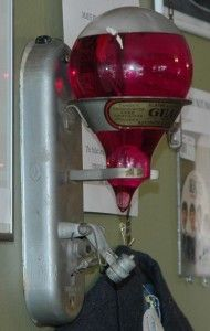 Amazing Antique Fire extinguisher.