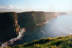 Find holiday accommodation to rent now in Lahinch, Clare with a choice of holiday cottages and apartments as well as self-catering accommodation. Places Ive Been, Places To Go, Irish Landscape, Cliffs Of Moher, Holiday Accommodation, Am Meer, Outdoor Seating, Ireland, Beautiful Places