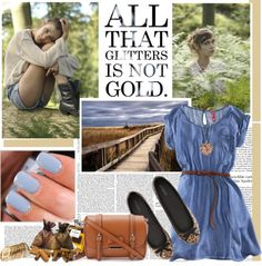 """""""Make your own path instead of following one already made."""" by limitlesshighlights on Polyvore"""