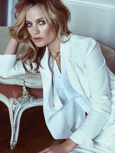 Carolyn Murphy Magazine   Vogue Korea May 2016 Model   Carolyn Murphy Photographer   Hyea W. Kang