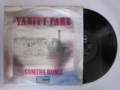 Buy LP Vinyl VANITY FARE - COMING HOME VG- VG+for R109.00 Lp Vinyl, Coming Home, Vanity, Games, Music, Books, Movies, Dressing Tables, Musica