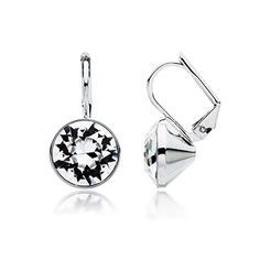 MYJS Bella Rhodium Plated Mini Drop Earrings with Clear Swarovski Crystals My Jewellery Story http://www.amazon.com/dp/B0129MG6MC/ref=cm_sw_r_pi_dp_UwFzwb0RSHVAS