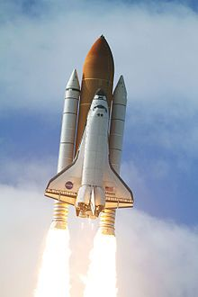 We were lucky enough to see 2 successful space shuttle launches in 2010. One of them was Atlantis STS-132 on May 14.