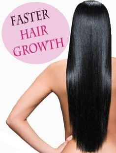 Natural Remedy For Fast Hair Growth It rsquo s Easy To Prepare It hellip Excessive and an unusual hair loss is definitely frightening and stressing but we have found an amazing natural remedy for fast hair growth. Many factors may stop the process of hair growth: Hormonal imbalance Aging Cigarette