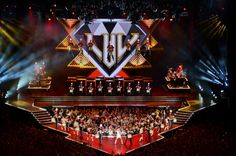Scenes From Madonna's MDNA Tour