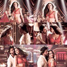 Manwa Laage♥♥Deepika Padukone (Mohini) & Shahrukh Khan (Charlie) Happy New Year (2014)