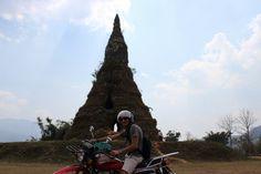 In moto per il laos