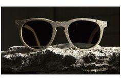石の眼鏡「Stone Collection」