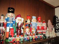 Christmas nutcracker collection http://estatesales.org/hamburg-ny-estate-sales/holidays-in-hamburg-estate-729389/gallery?p=22