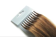 Fill-In Soft Ring extensions - unique cold application!     www.balmainhair.com