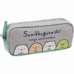 San-x Sumikko Gurashi Pen Pouch Sweat Fabric