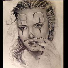 53 Neue Tattoos, 3d Tattoos, Dark Art Drawings, Beautiful Drawings, Tattoo Studio, Realistic Owl Tattoo, Chicano Tattoos Sleeve, Mexican Art Tattoos, Catrina Tattoo
