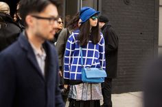 50 Street-Style Snaps FromNYFW/Susie Bubble