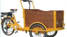 Lunsj på Hjul CargoBike by Anne Lill Stene — Kickstarter Cargo Bike, Wheelbarrow, Stationary, Projects, Log Projects