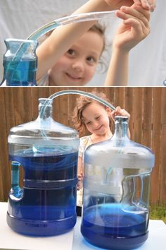 Make a Water Siphon