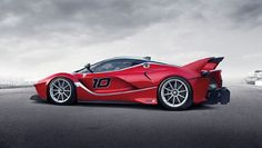 FXXK. 1036bhp track-only LaFerrari. Likely 2mn GBP.