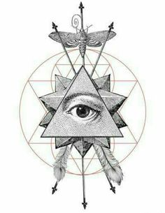 Metatron, all seeing eye, merkaba. as above, so below! ¶£∆¢€
