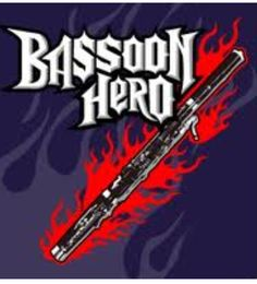 I love my bassoon it's so pretty sounding.