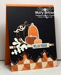 Happy Saturday everyone! What a fun theme we have for you this week on the Create with Connie and Mary Design Team Saturday Blog Hop. With Halloween right around the corner…we have a fun ch…