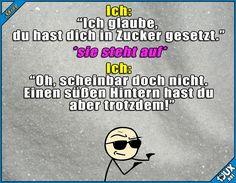 Den Spruch muss ich mal ausprobieren! #flirten #Anmachspruch #süß #Humor #lustigeBilder #lustigeMemes #Memes #WhatsAppStatus