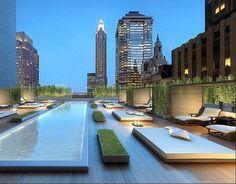 Manhattan Penthouse - pls pls pls can i stay forever? haha