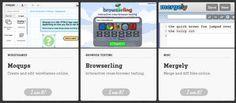 The Toolbox como lo indica la traducción de su nombre al español es una verdadera caja de herramientas on-line que están agrupadas en categorías. Actualmente son 127 y crecen diariamente por el aporte de los internautas.