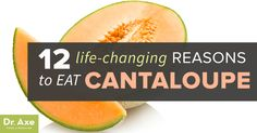 Cantaloupe nutrition provides a range of antioxidants, phytonutrients, and electrolytes which have been shown to have multiple health benefits such as heart