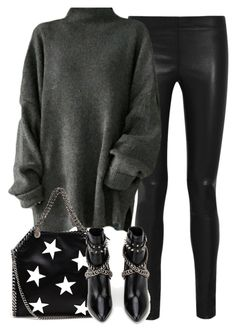 """""""Untitled #3925"""" by london-wanderlust ❤ liked on Polyvore featuring Joseph, STELLA McCARTNEY and Yves Saint Laurent"""