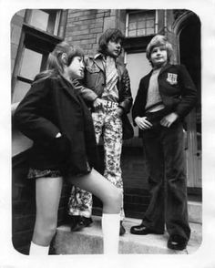 """""""Melody"""" (1971) starring Tracy Hyde, Jack Wild and Mark Lester."""