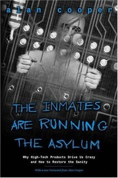 The inmates are running the asylum. Haven't read this, but I can relate to the title.