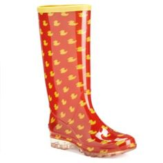 Bootsi Tootsi Umbrella Juniors Rain Boots | Kiley Mae | Pinterest ...