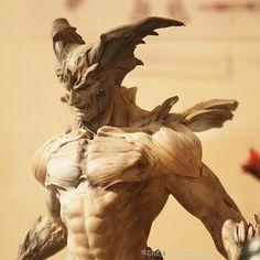 Devil man. Insanely amazeing manga!