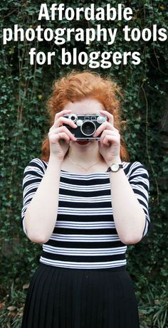 We know that a photo can all too often make or break a post, but what is a blogger to do if she can't afford a DLSR and a fancy light kit just yet? Today, we have some tips to help you take better images on a budget! This post has affiliate links. If a...