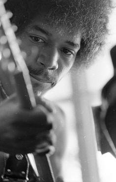 Jimi Hendrix~1969