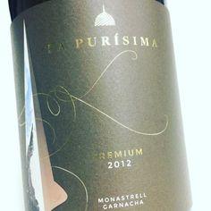 La Purísima Premium 2012 (Yecla) #vino #tinto #yecla #videocata #uvinum