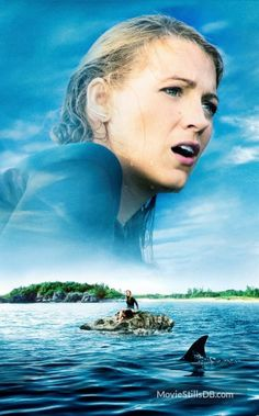 The Shallows - Promotional art with Blake Lively
