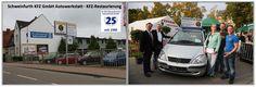Kfz-Meisterbetrieb Schweinfurth - günstige Autowerkstatt in Ludwigshafen für Reparatur, Service, TÜV, AU und Wartung