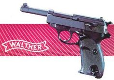 Walther P1.  Which is the post war version of the famous Walther P38.