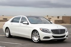 Mercedes-Maybach S 600 WANT WANT WANT WANT!!!!!♡♡♡♡♡♡♡♡