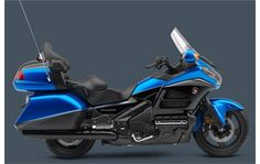 2017 Honda Gold Wing Audio Comfort - Ultra Blue Metallic for sale in Victoria, TX | Dale's Fun Center (866) 359-5986