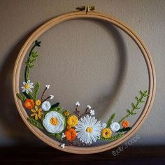 tbt to my very first tulle work ?‍♀️✨ Available on Etsy shop, lin.,tbt to my very first tulle work ?‍♀️✨ Available on Etsy shop, link in bio✨ . embroidery embroideryart handmade… tbt to my v. Embroidery Hoop Crafts, Hand Embroidery Videos, Flower Embroidery Designs, Hand Embroidery Stitches, Silk Ribbon Embroidery, Crewel Embroidery, Cross Stitch Embroidery, Embroidery Supplies, Embroidery Needles