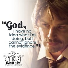 Based on bestselling true story, The Case For Christ is for everyone who has ever pondered the existence of God. Case For Christ, Roman Catholic, Femininity, True Stories, Faith, God, Wallpaper, Dios, Catholic