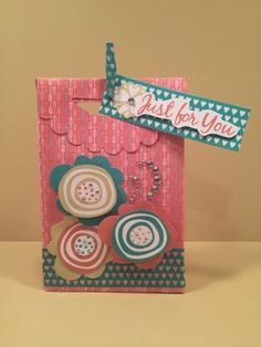 Scrappy Hour: November Stamp of the Month Blog Hop - It's the Little Things
