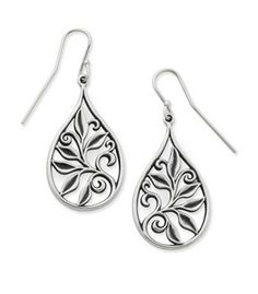 Abounding Vine Ear Hooks | James Avery