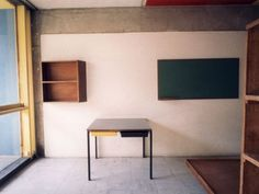 Le Corbusier Blackboard, 1956-59