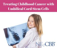 Transplanted stem cells from cord blood can restore bone marrow's ability to make healthy blood cells. Effective alternative to chemotherapy and radiation.